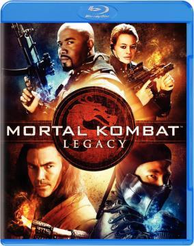 Смертельная битва: Наследие / Mortal Kombat: Legacy (2011) BDRip 1080p