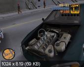 Grand Theft Auto 3: Xbox Version (PC)