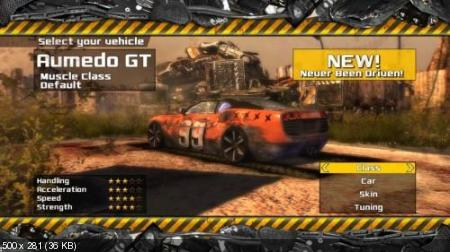Flatout 3: Chaos & Destruction (2011/ENG/Repack by R.G. Virtus)