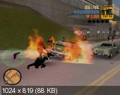 Grand Theft Auto 3: Xbox Version (PC)