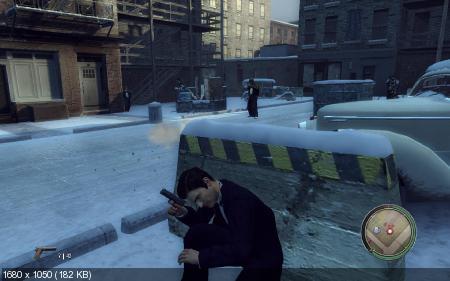 Mafia II (2010/Rus/EngPC RePack by R.G. BoxPack)