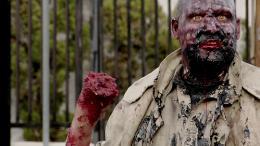 Тихая ночь зомби / Ночь тишины, ночь зомби / Silent Night, Zombie Night (2009) BDRip 720p