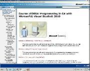 Программирование на С# с использованием Microsoft .NET Framework 4 (2011) Видеокурс