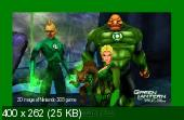 Green Lantern: Rise of the Manhunters [EUR] [3DS]