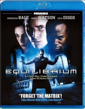 Эквилибриум / Равновесие / Equilibrium (2002) BDRip 720p, AR 1.78