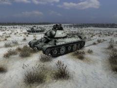 Линия фронта: Битва за Харьков / Front Roads: Kharkov 1943 (2009/PC/Rus)