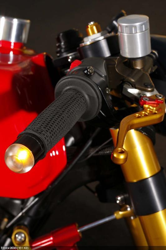 Кастом Honda CB650 1979  от Trillion Industries