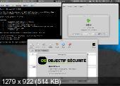 BackBox Linux 2.01 [Анализ безопасности, взлом] [i386 + x86_64] (2xDVD)