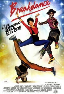Брейкеры ( Брейк-данс ) / Breakin' (1984) HDTV 1080i