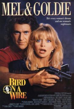 Птичка на проводе / Bird on a Wire (1990) HDTVRip 720p