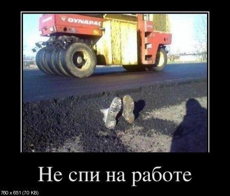 Свежая подборка демотиваторов от 15.02.2012