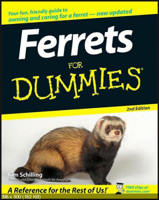 Ferrets For Dummies 2nd Edition