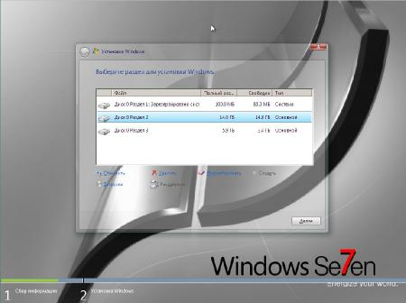 Windows 7 [ v.2.1.12, x86 + x64, Professional UralSOFT, 2012 ]