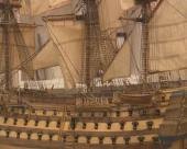 """Корабль адмирала Нельсона """"Виктори""""(De Agostini) (2012) DVDRip"""