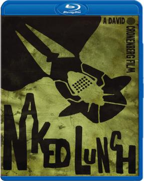 Обед нагишом / Naked Lunch (1991) Blu-ray disc 1080p