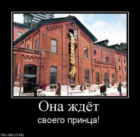 Новая сотка демотиваторов от 13.02.2012