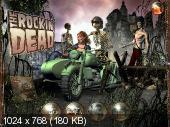 Рок - зомби   3D  / The Rockin' Dead (2012/RUS/Full/RePack)