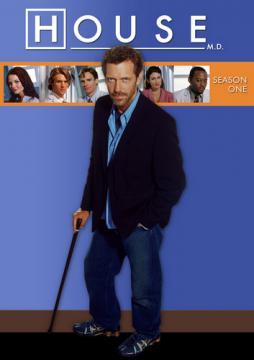 Доктор Хаус  / House M.D. [Cезон: 1] (2004) WEB-DL 720p