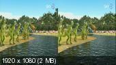 SKY 3Д / 3D  Горизонтальная анаморфная