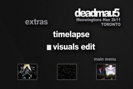 Deadmau5 - Meowingtons Hax 2K11 (2012) DVD-9