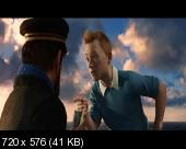Приключения Тинтина: Тайна Единорога / The Adventures of Tintin (2011) BDRip 1080p+BDRip 720p+HDRip(2100Mb+1400Mb+700Mb)+DVD9+DVD5