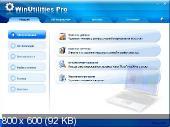 WinUtilities Professional Edition v.10.44 (2012) Мульти,Русский