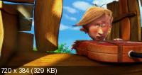 Цирк! Цирк! Цирк! / Orla Frosnapper (2011) DVD5 + DVDRip 1400/700 Mb
