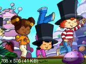 Les belles histoires de Charlotte aux Fraises / Strawberry Shortcake : Get Well Adventure / Сказки Клубничной Шарлотты (2005) DVD5