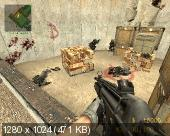 Counter Strike: Source - Modern Warfare 3 (2012/RUS/PC/RePack c0der/Win All)