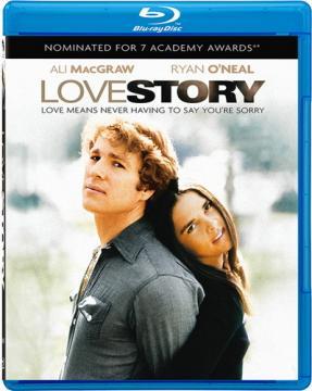 История любви / Love Story (1970) BDRip 720p
